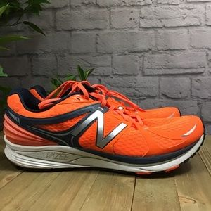 🍃 New Balance Vazee orange men's 11.5 D sneakers